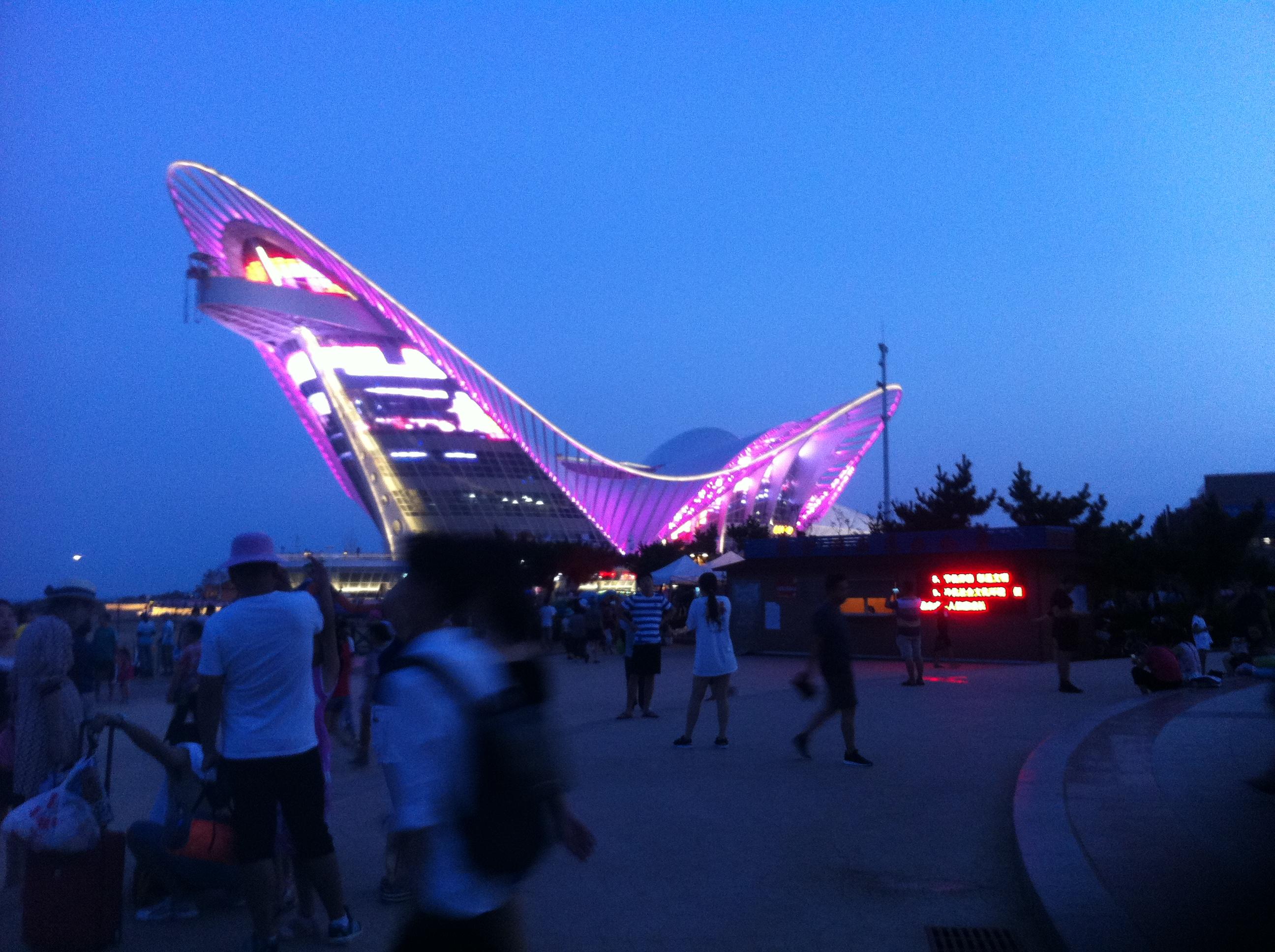 中国地方都市の生活水準がこんなに高い! 2018年青島の夏休み